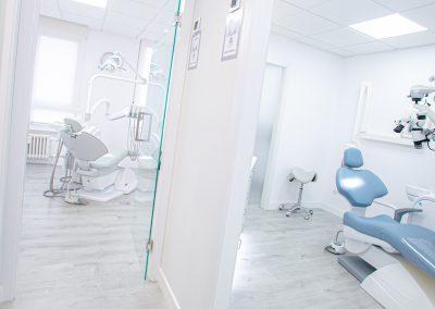 Clínica boutique dental Suárez y López, Madrid
